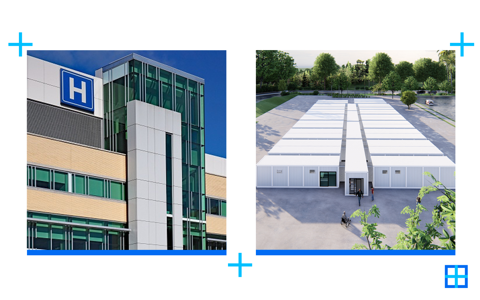 Modular Hospitals vs Traditional